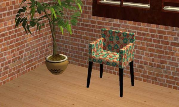 Ikea Inspired Nook - Chair Re-Colours