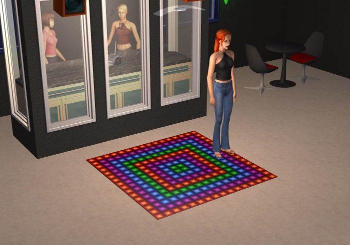 Decorative Disco Dance Floors