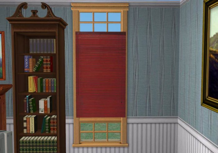 Half Length Blinds - Recolours