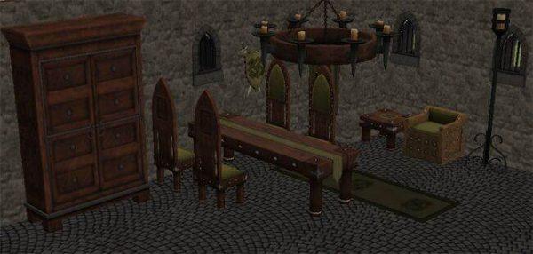 EA Castle Set