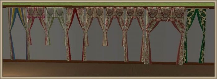 Curtains Colonial - Extreme Conversion to LS