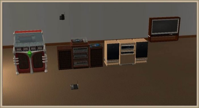 Home Electronics - conversion to LS