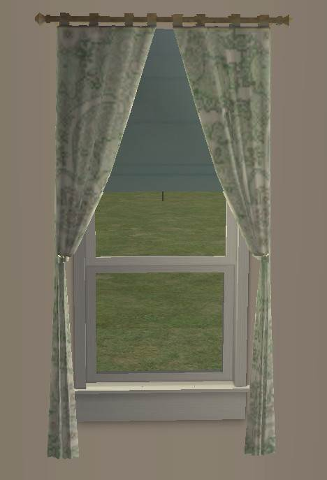 Curtains With Blinds - Requested Re-Colours