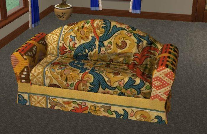 4 Sofa Recolours