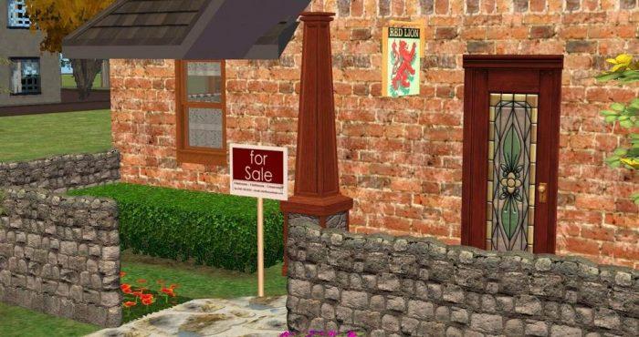 House & English Pub Signs
