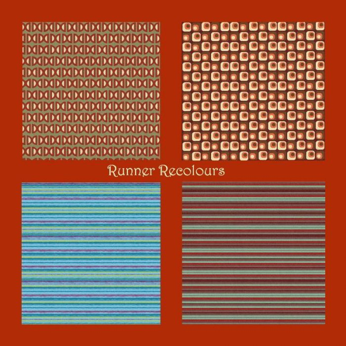 Runner Recolours