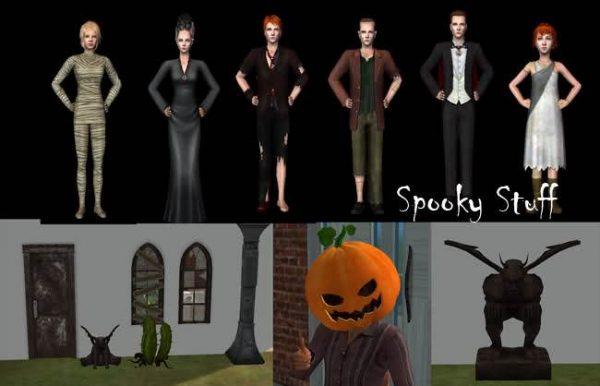 EA Spooky Set