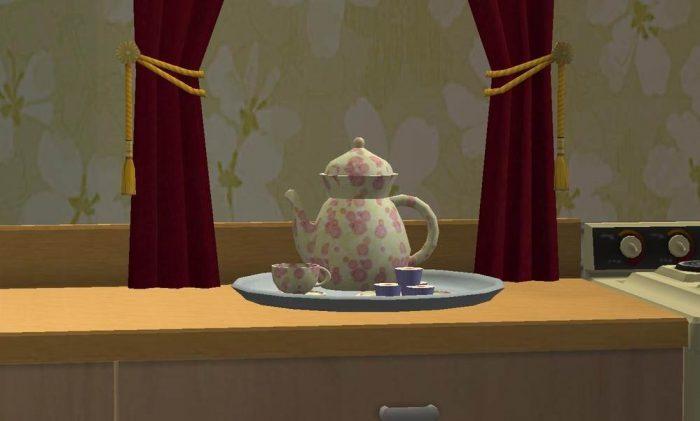 Retro/Vintage Teapot