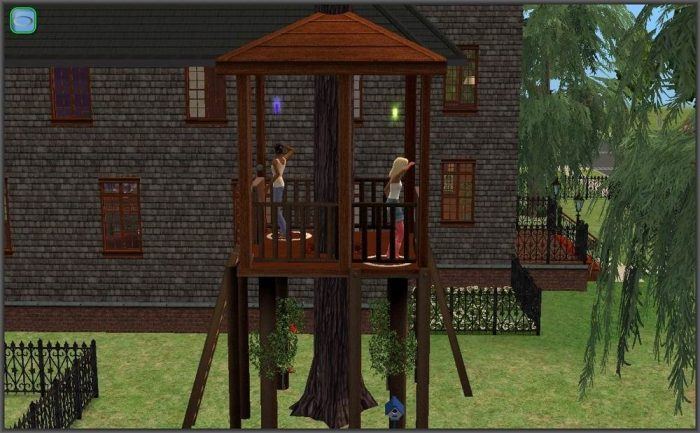 Tree House - Look Out!