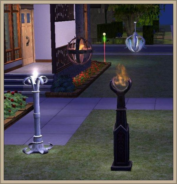 Witch Lamps