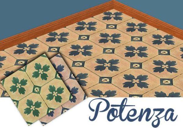 Potenza Tiles