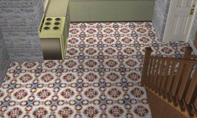 Mish-Mash of Floors & Walls
