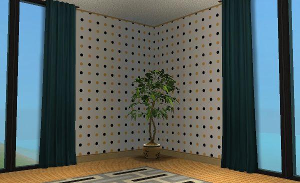 Summer Dot Wallpaper