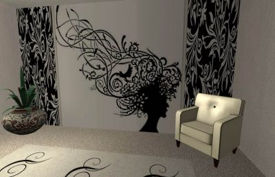Wall mural and other wall Coverings