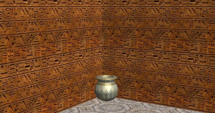 Egyptian Walls & Floors