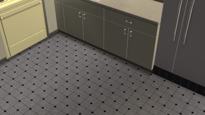 Mini Tiles In 8 Colours