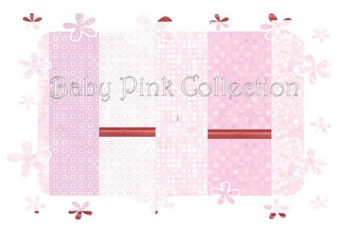Baby Pink Wall & Floor Collection