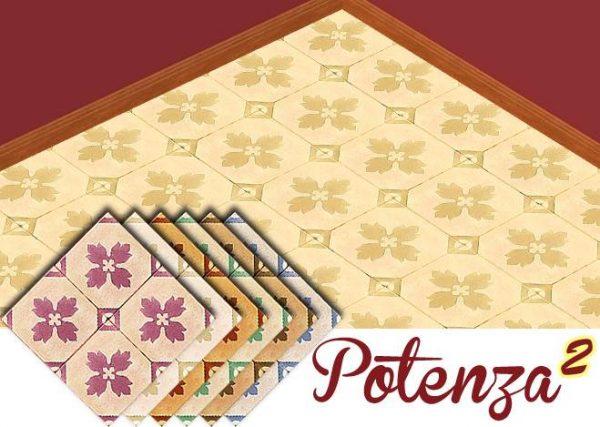 Potenza Tiles New Colors
