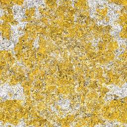 Silver And Gold Flooring