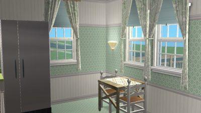 Tiny Tile Wall And Floor Set