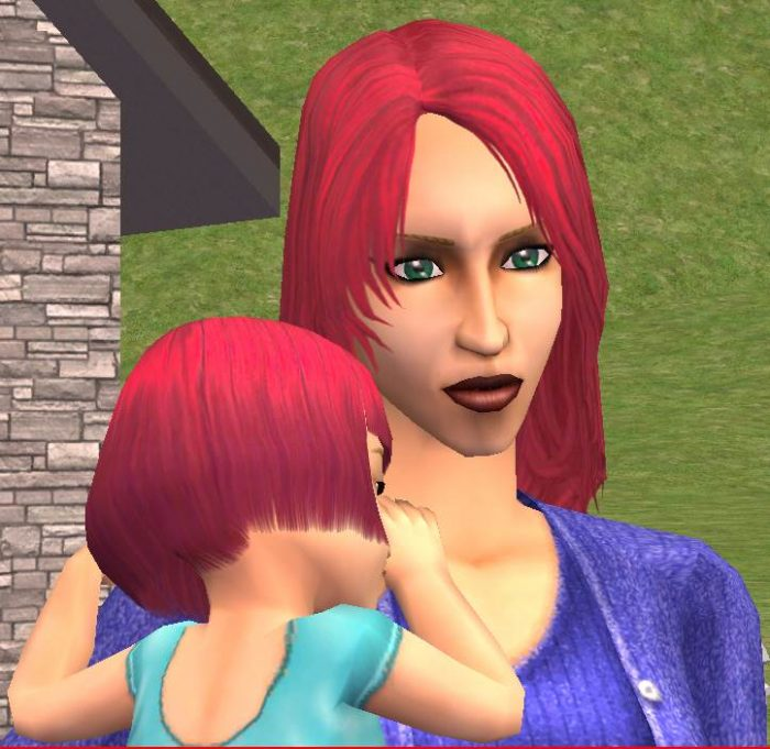 Daring Desire - Red Hair Re-Colour