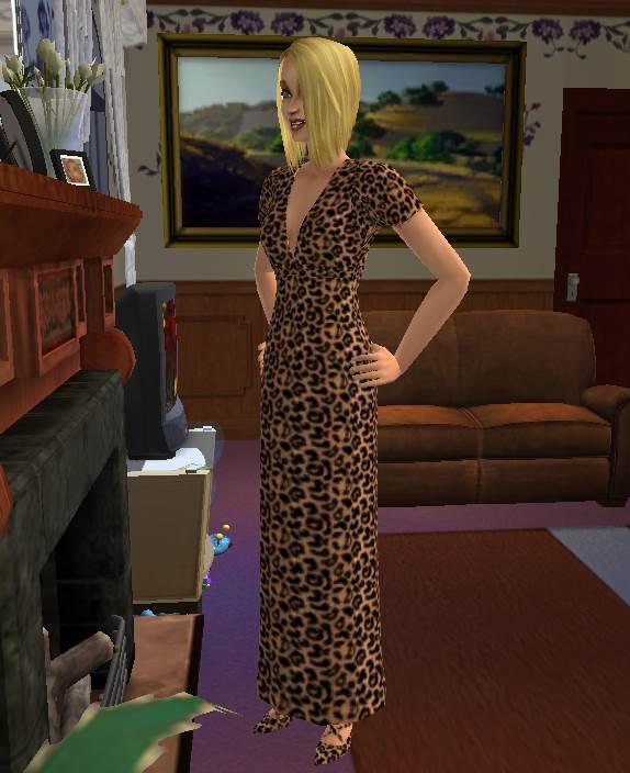 Formal Dress Recolours
