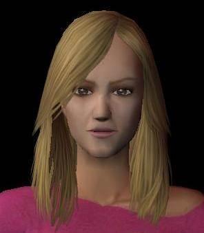 EA Hilary Duff Sim