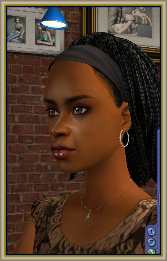 Strong beauty - black girls