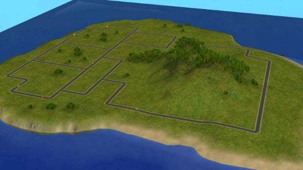 Tiny Isle