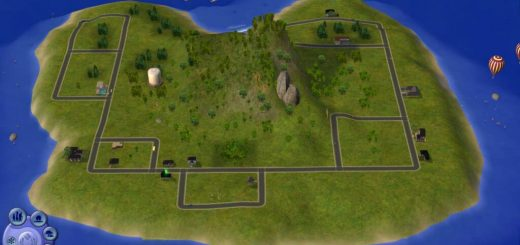 the sims 2 neighborhoods