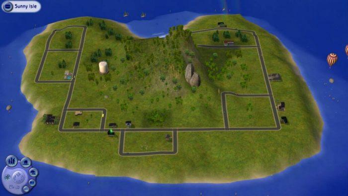 Sunny Isle - Base Game, No CC