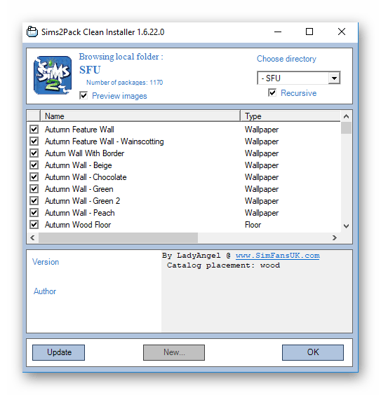 Sims 2 Pack Clean Installer