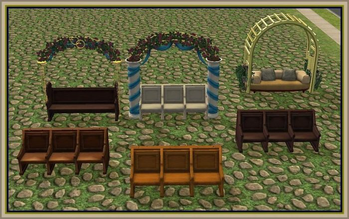 Theater Sofa (mod)