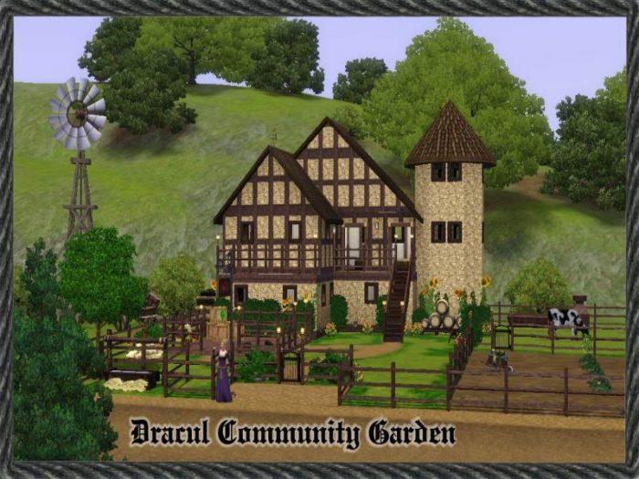 Dracul Community Garden
