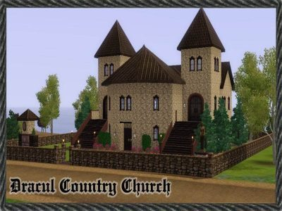 Dracul Country Church