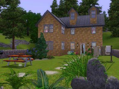 Garden Cottage - No CC
