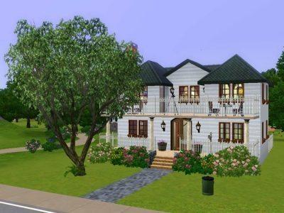 Southern Mansion - No CC