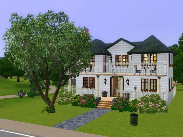 Southern Mansion - No CC