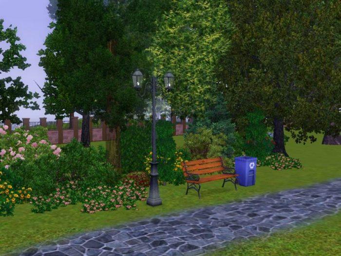 Sim Town Play Area