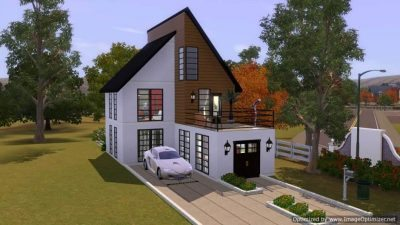 2015 March Drive - Sims 3 Version