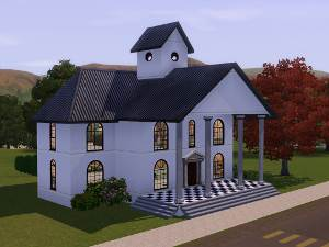 Sim Town Hall