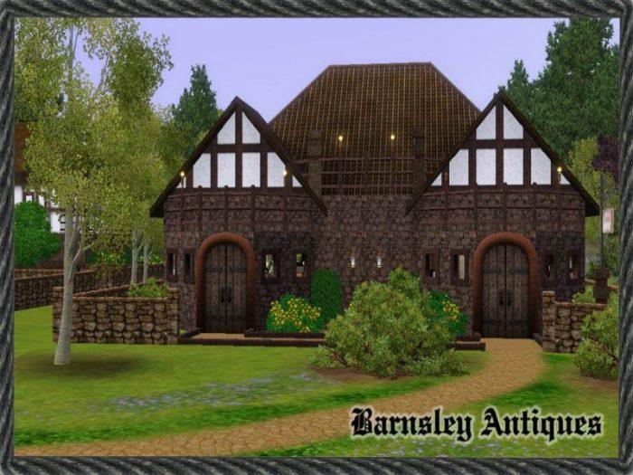 Barnsley Antiques Shop