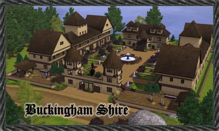Buckingham Shire