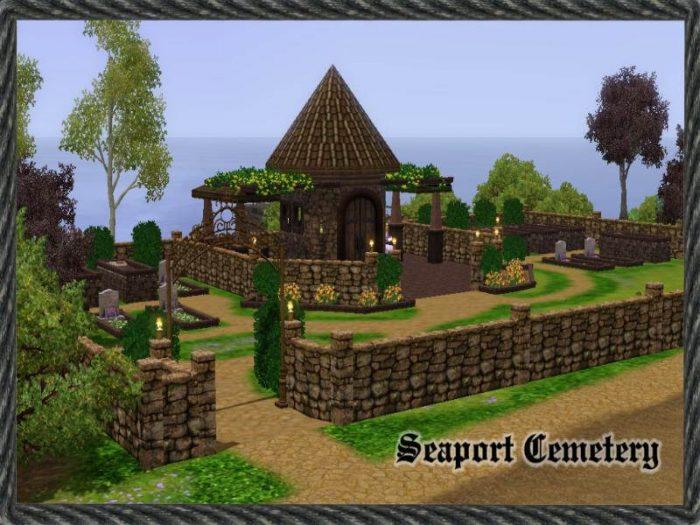 Seaport Cemetery