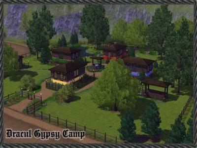 Dracul Gypy Camp