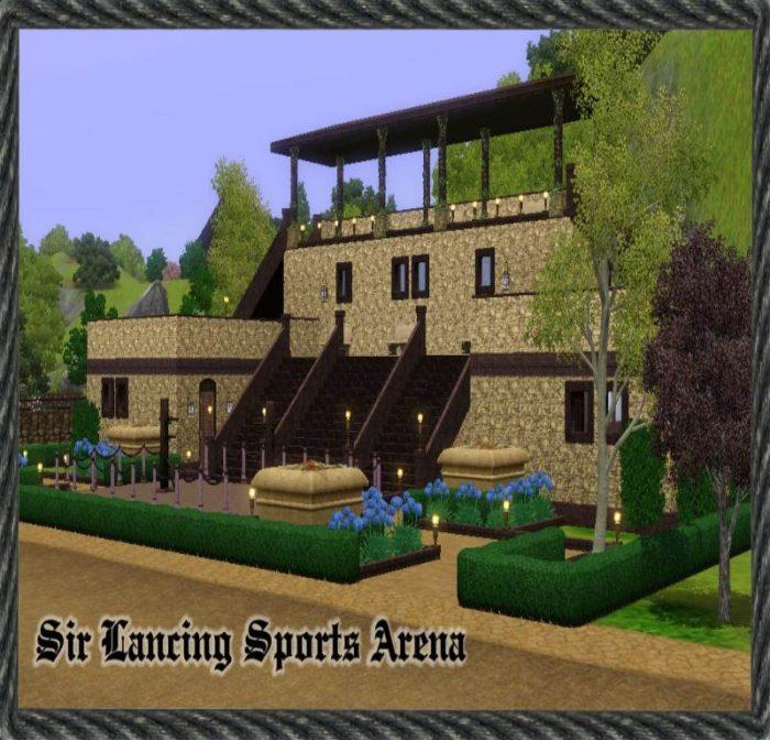 Sir Lancing Sports Arena