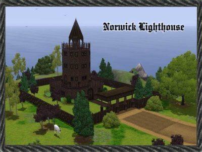 Norwick Lighthouse