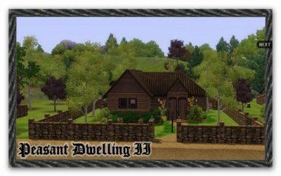 Peasant Dwelling II