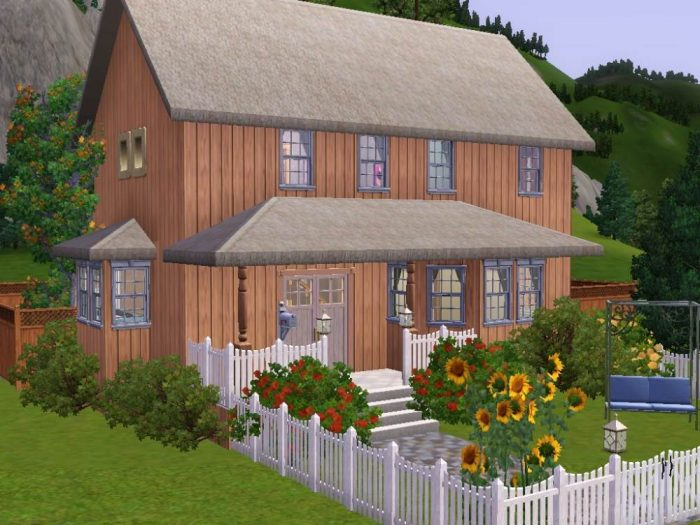 Timber Cottage - No CC