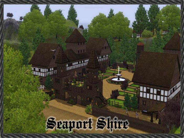 Seaport Shire